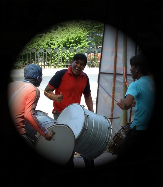 Holi_Drummers