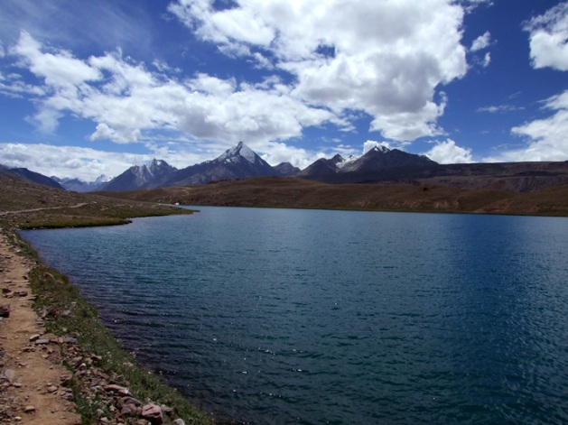 Chandratal, Lahaul, HP, India. 2007