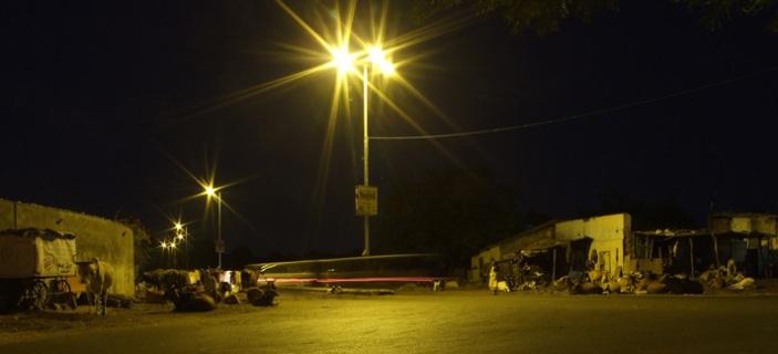Sayajigunj, Vadodara, India. 2008