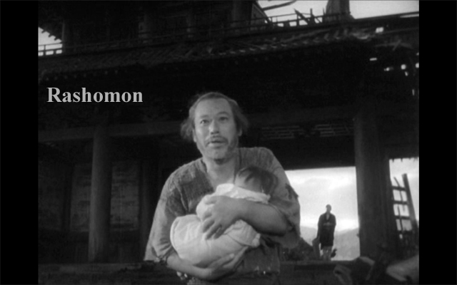 a review of the film rashomon Home film reviews september 16, 1996 12:00am pt rashomon aclash between style and content makes for an uneasy partnership in the shaw festival's production of fay and michael kanin's.